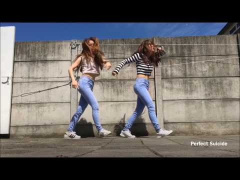 INDIIA - Out Of Love (ft. Whitney Philips) ♫ Shuffle Dance (Music video) Tropic mix