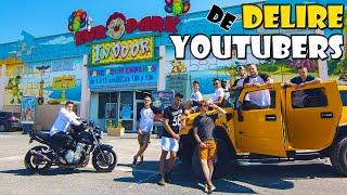 Kalipso En Vrai - Les Youtubers Délire à EuroPark
