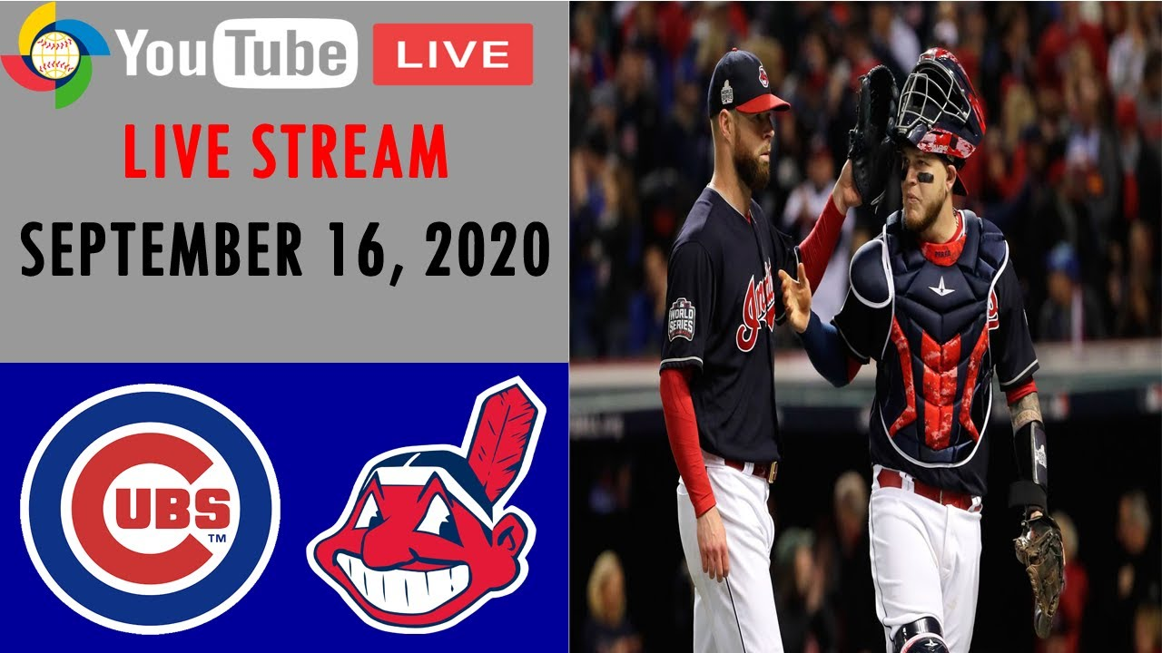 Indians vs. Cubs - Game Preview - September 16, 2020 - ESPN