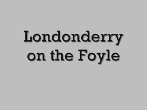 Londonderry on the Foyle