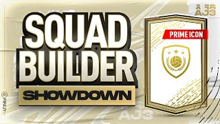Fifa 21 Squad Builder Showdown!!! GUARANTEED PRIME ICON PACK!!!
