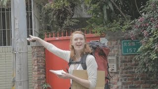 Why do Backpackers seldom come to Taiwan? Part1:Anna, New Zealand 為什麼外國背包客不來台灣?第一部:Anna, 紐西蘭