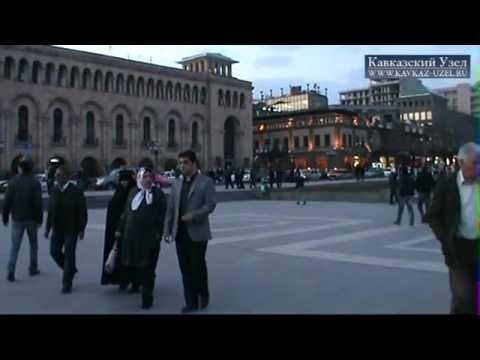 Иранцы празднуют Новруз в Армении