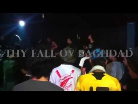 Thy Fall Ov Baghdad - All I Want (ADTR Cover) Live at Rising Star Vol 2, Ipoh