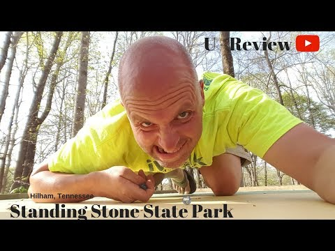 Campground Review - Camping Standing Stone State Park. Hilham, TN