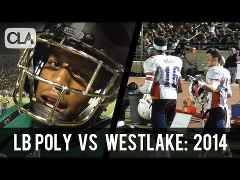 Long Beach Poly vs Westlake (34-24): Complete Game HS Football Mixtape - CollegeLevelAthletes.com
