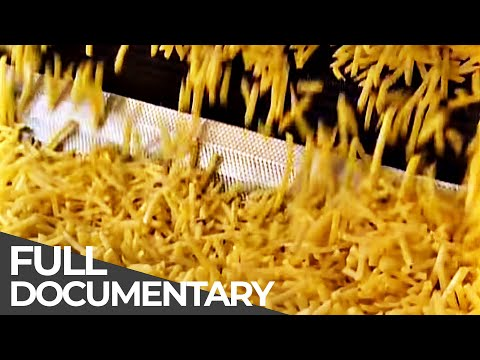 ► HOW IT WORKS | Oven Chips, Swatch Watch, House, Jeans | Episode 5 | Free Documentary