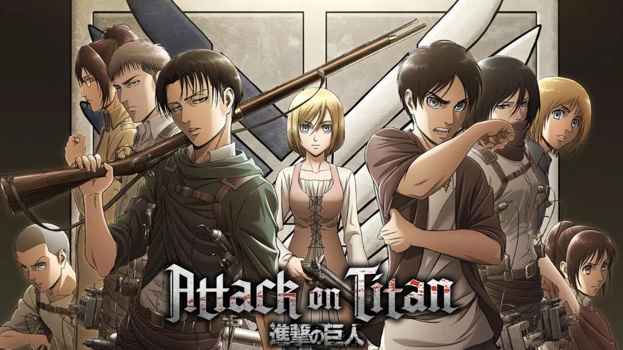 Image result for attack on titan season 3 1080p