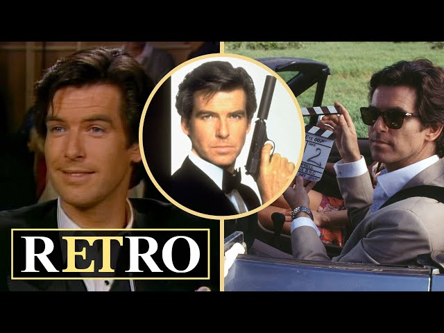Pierce Brosnan's Surprising Road to James Bond