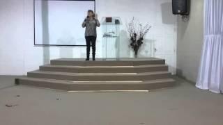 Profeta Dina Santamaria en Centro Cristiano Tiempo de Cosecha