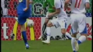 Italia - Rep Ceca 2-0