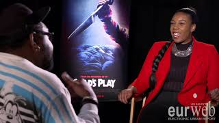 Child's Play Press Junket | Brian Tyree Henry
