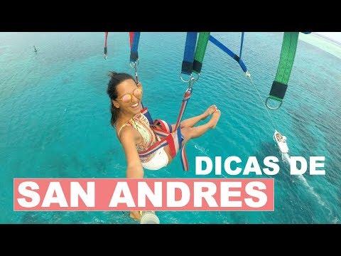 San Andres: dicas, passeios e preços do caribe colombiano!