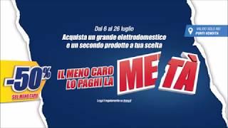 Volantino Trony LO PAGHI LA META' -50% SUL MENO CARO