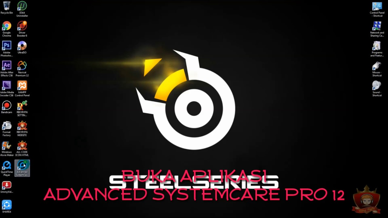 cara download advanced systemcare