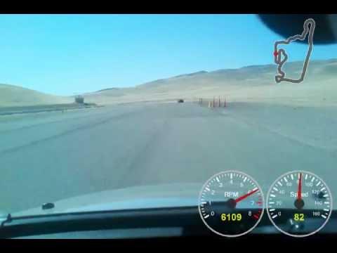 1 Lap Reno Fernley Raceway - 2008 MINI Cooper S