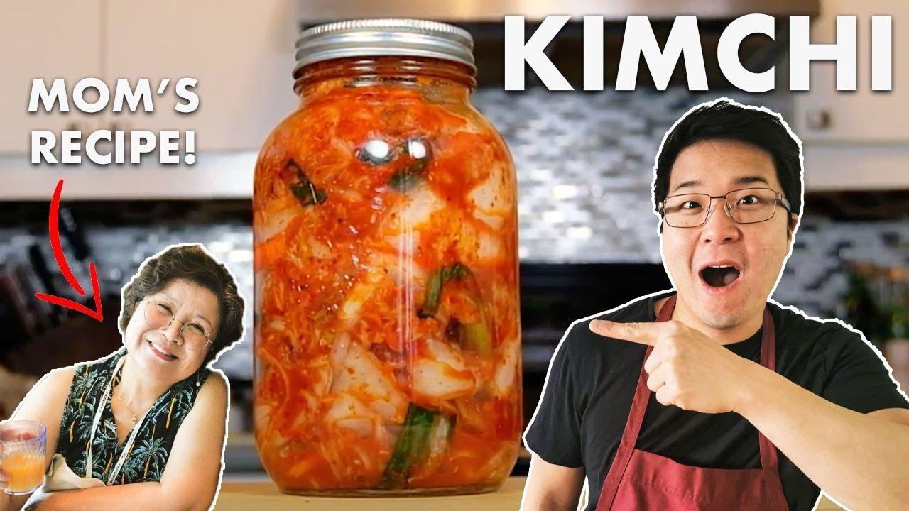 valgyti savo kimchi svorio priklausomybės svorio netekimas