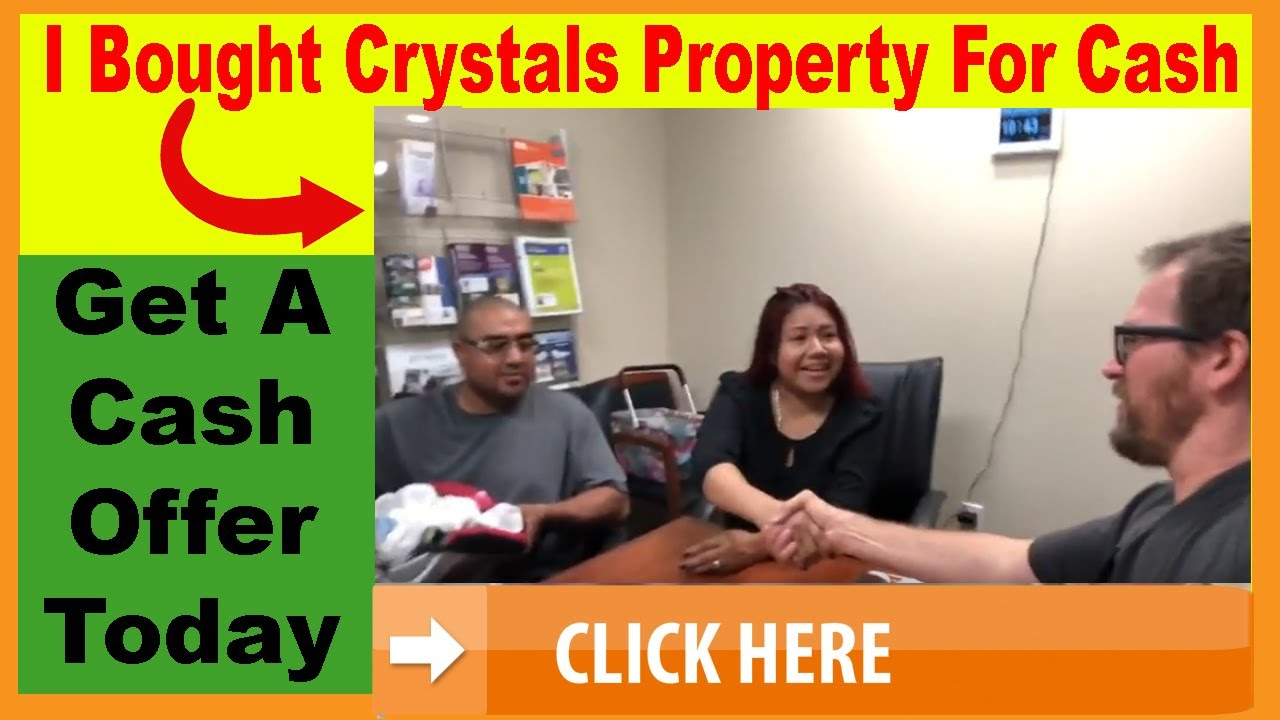 Cash House Buyers Phoenix- Testimonial Video w/Tony & Crystal - Sell Your House Fast Phoenix Arizona