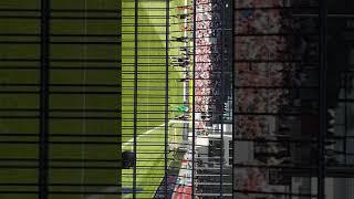 Bundesliga - Sandhausen-HSV 0-3 Tor und Stimmung