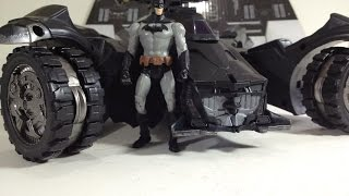 SDCC 2014 Mattel Multiverse Exclusive Batman Arkham Knight: Batmobile