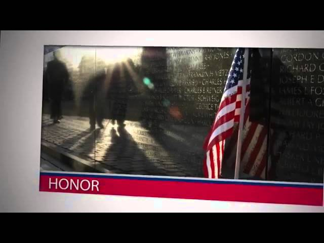 2013 - Veteran's Day Promo (long) Travel Video