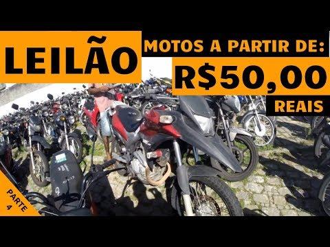 LEILÃO MAIS BARATO DO BRASIL  MOTOS COM LANCES A PARTIR DE R$5000 REAIS  4