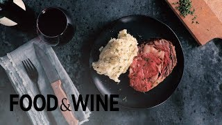Standing Rib Roast of Beef | Recipe | Food & Wine