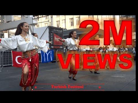 Amazing Turkish Dance - Toronto Downtown