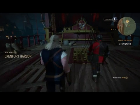 The Witcher 3: I'm a Fool! Again