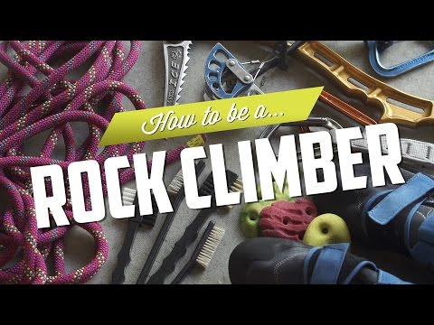 [How to be a Rock Climber]