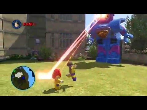 LEGO MARVEL Super Heroes - Jean Grey Kills Toad (1080p ...