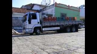 Ford Cargo 815 Trucado da Galera da Laranja