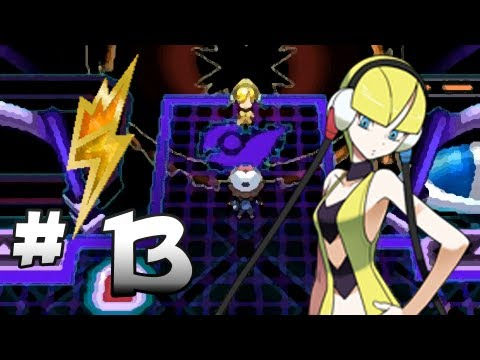 Let S Play Pokemon Black Part 13 Nimbasa Gym Leader Elesa Youtube