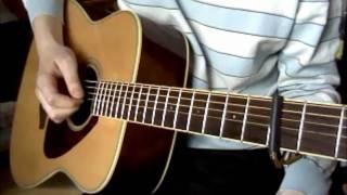 John Fogerty - Sugar Sugar (Guitar Cover)