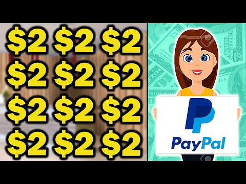 Earn $2.30 Every 60 SECONDS Passively! (Easy PayPal Trick 2020!)