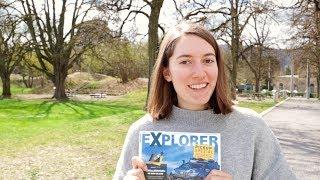 DAE-Interview im Explorer Magazin 📖