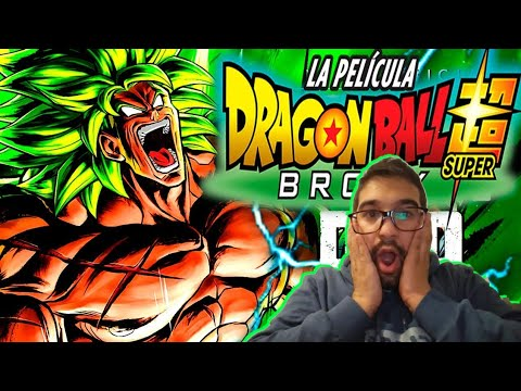 Reaccion RAP DE DRAGON BALL SUPER BROLY | IVANGEL MUSIC | LA VENGANZA