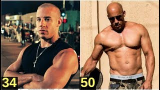 Vin diesel transformation from 3 to 50 years old. then and nowvin biographyvin is an actor known for high-energy action movies...