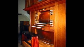 Biggs - Pipe Organ - Bach - Passacaglia and Fugue in C minor, BWV 582