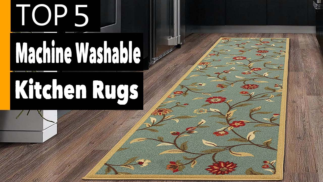 4 Most Purchased Washable Kitchen Rugs With Rubber Backing Rugs On Carpet Oriental Design Rugs