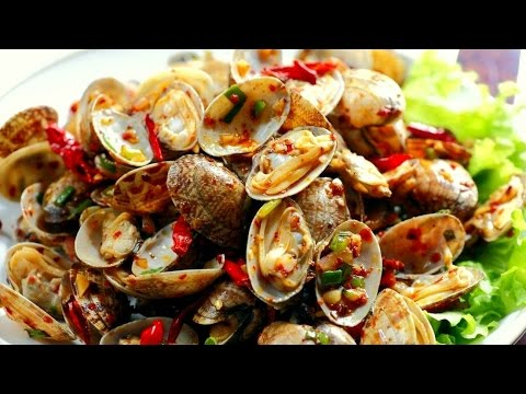 Food in Qingdao, delicious sea food