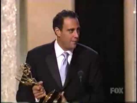 Brad Garrett wins 2003 Emmy Award for Supporting Actor in ...Brad Garrett Imdb