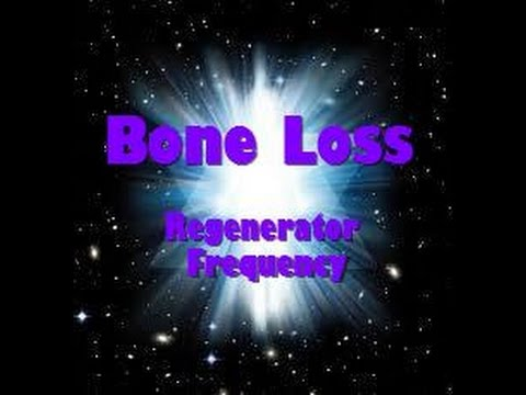 Bone Loss Regenerator Frequency - Natural teeth bone healing non-surgical treatment
