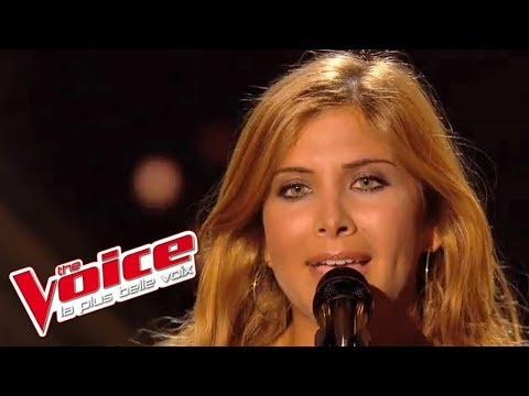 Salwa Al Katrib – Khedni Maak | Aline Lahoud | The Voice France 2014 | Blind Audition
