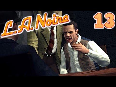 STUDIO SECRETARY MURDER (pt. 2)  L.A. Noire (PS4) - Part 13