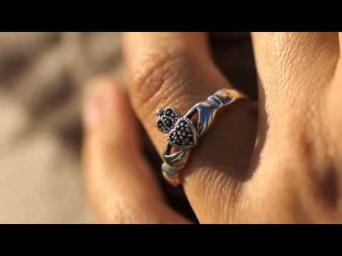 How To Wear Claddagh Ring From Seoda Si