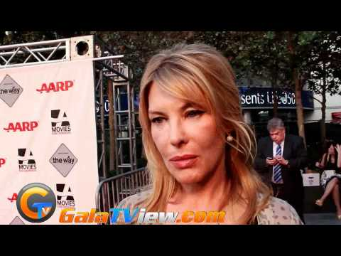 Deborah Unger talks about her character in the new movie
