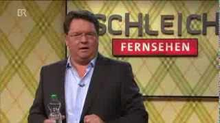 Helmut Schleich über Asylpolitik und Pfandflaschen