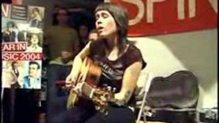 Tegan and Sara - I know I know I know at Spin