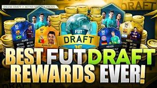 Best fut draft packs ever!